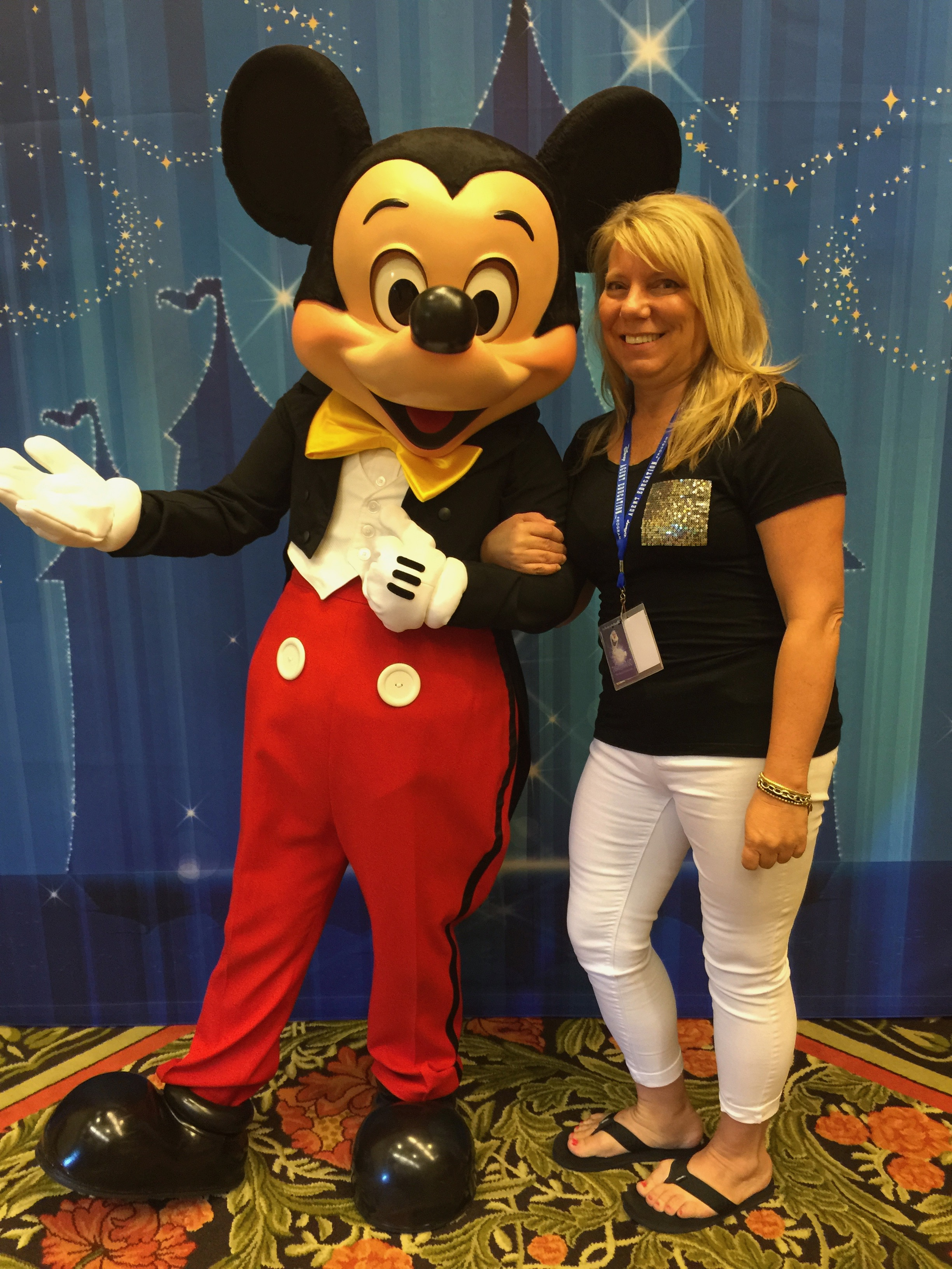 Sherry & Mickey